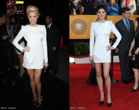 Amber Heard vs. Jennifer Carpenter
