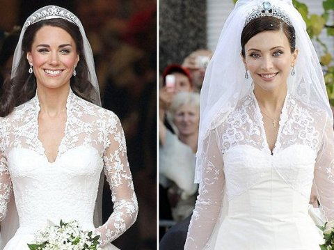 Kate Middleton vs. Isabella Orsini